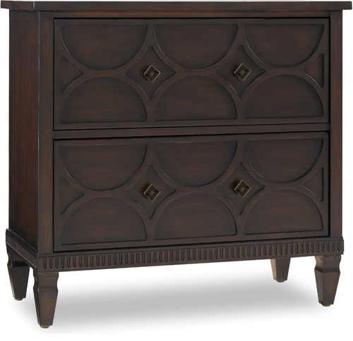 Hooker Furniture 5047-85122 36 Inch Wide 2 Drawer Hardwood Dresser