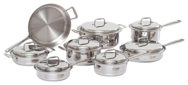 360 Cookware 15-Piece Set.
