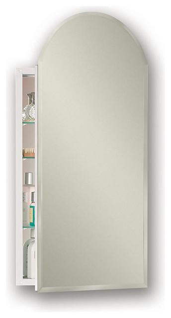 "Metro Arch 15"" X 31 14"" Medicine Cabinet, Surface Mount."