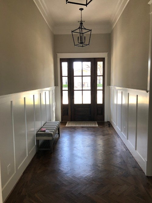 Help with Foyer Design