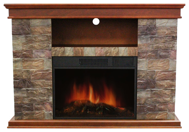 Sanibel Electric Fireplace Indoor Fireplaces By Shop