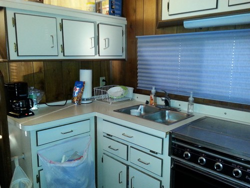 i need to remodel my 1991 gibson houseboat where to start any sugges. Black Bedroom Furniture Sets. Home Design Ideas