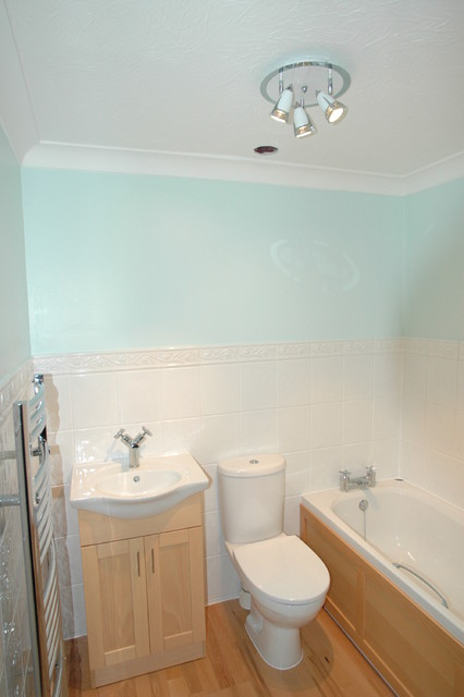 Bathroom Fishponds Bristol Traditional Other By Rogiet Property Services