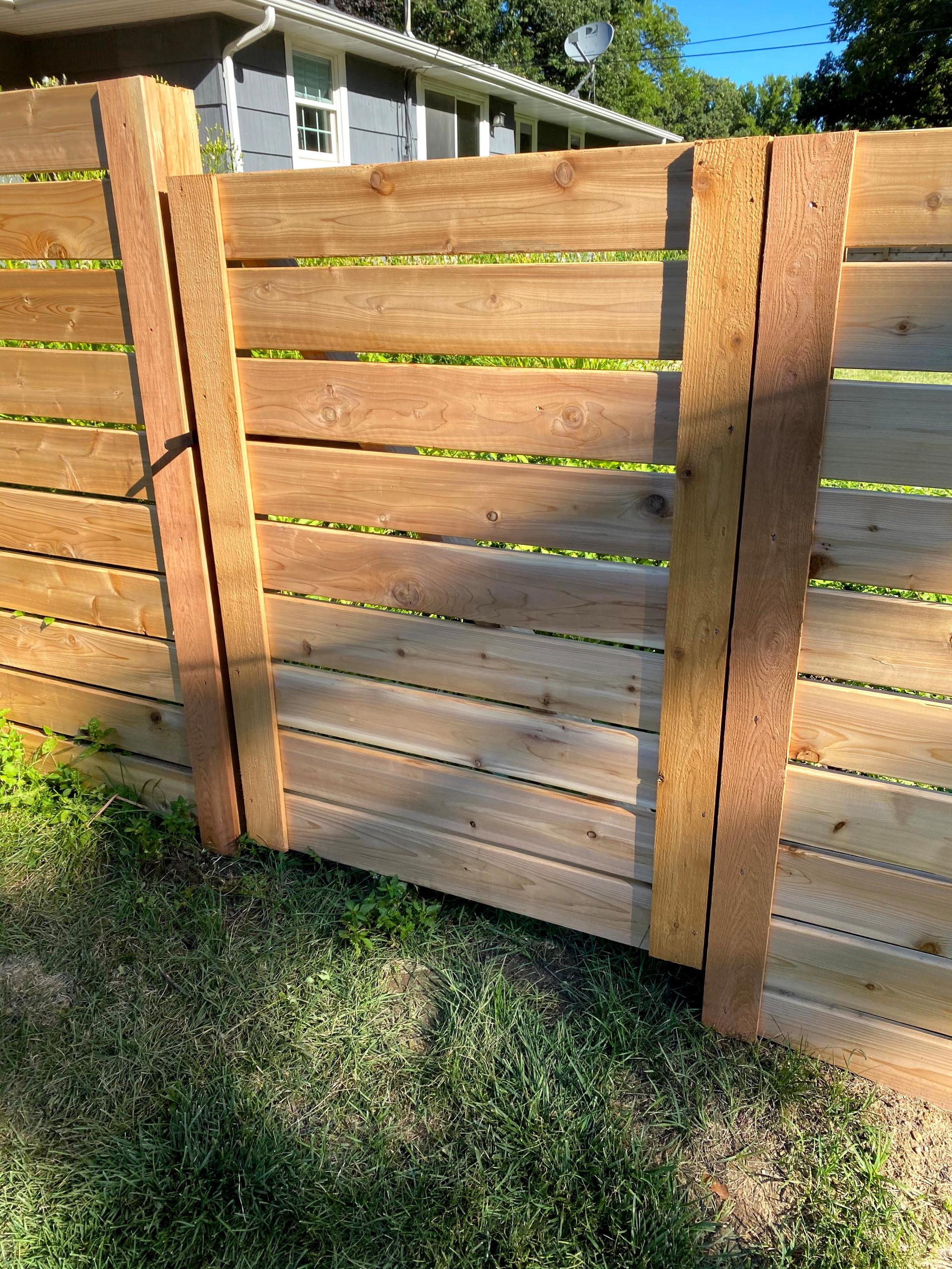 Classic Wood Fences