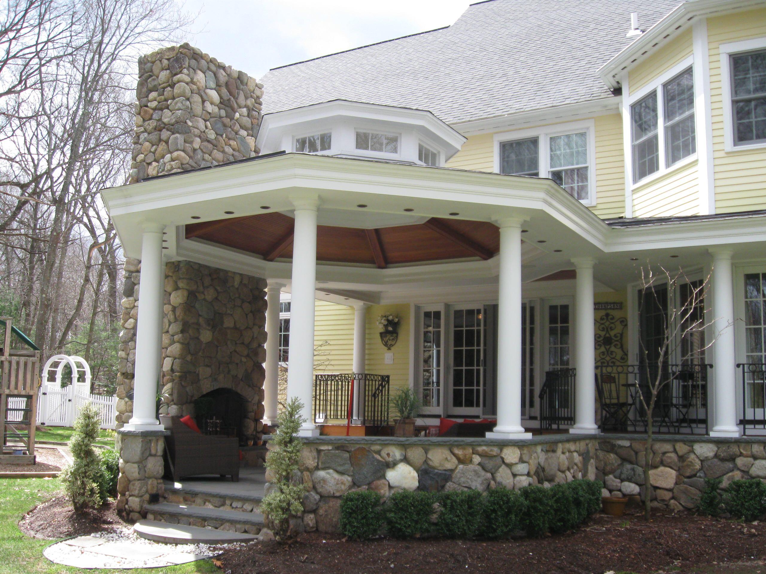 Outdoor Pavilion, Lexington, MA