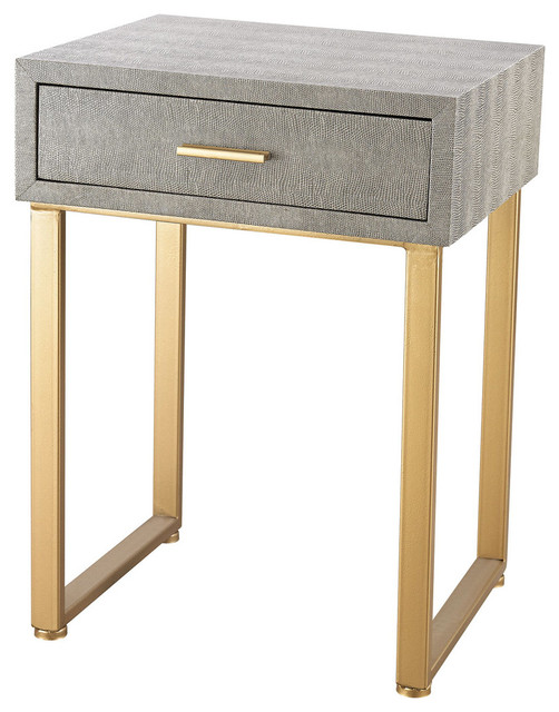 new product 687e9 6c719 Beaufort Point Accent Side Table With Drawer