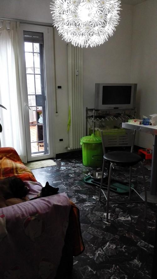 Ho bisogno di idee x soggiorno angolo cottura piccolo for Idee soggiorno piccolo