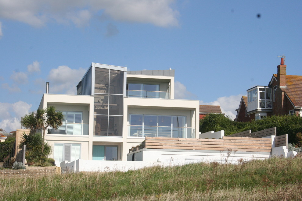 New Build Seaside Home