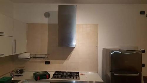 Completamento cucina con cambio piastrelle help me - Andretta mobili ...