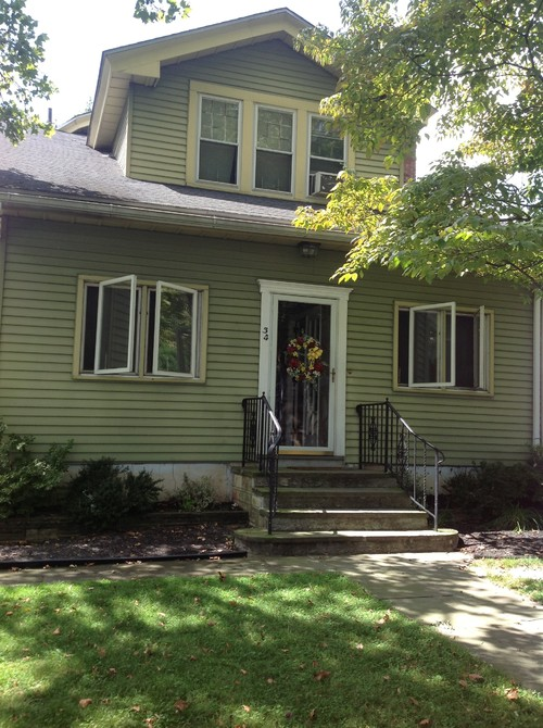 exterior paint color help