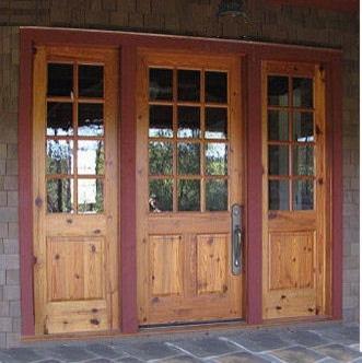 Custom Doors farmhouse-exterior & Custom Doors - Farmhouse - Exterior - Philadelphia - by Edmund ...