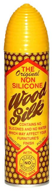 Aristowax Original Wood Silk Aerosol Fine Furniture Polish W Beeswax No Silicone