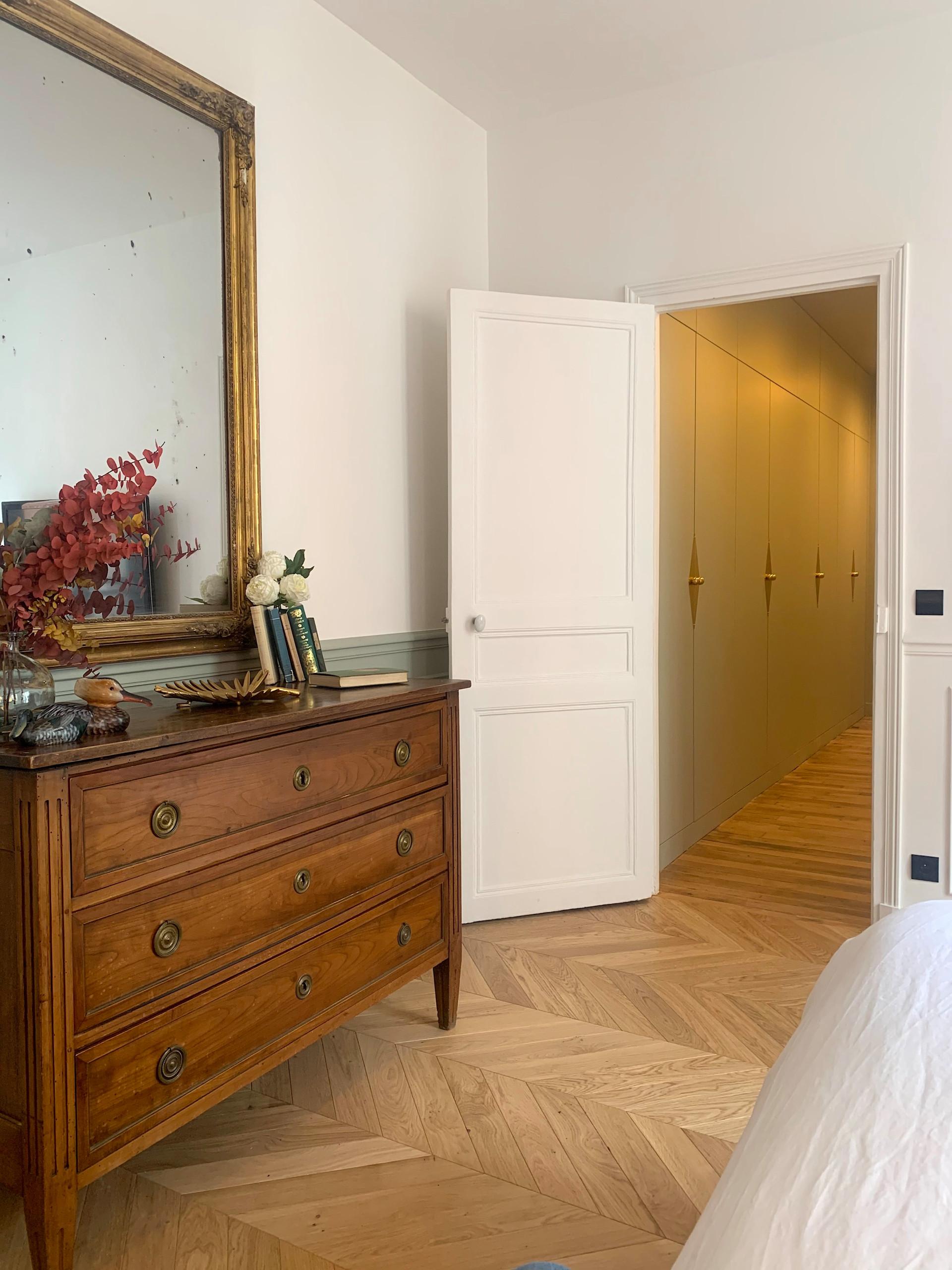 Appartement haussmannien de 150m2