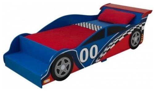 Racecar Toddler Bed.