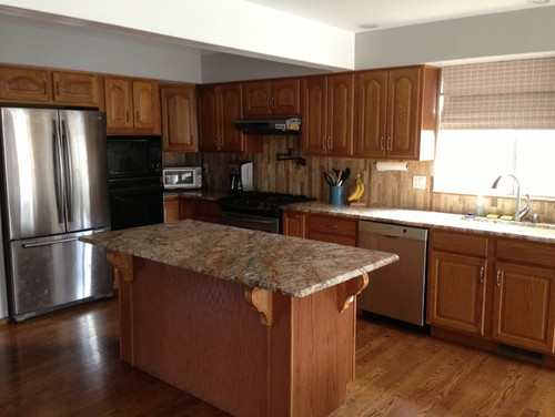 Need Help Choosing Kitchen Cabinet Paint Color