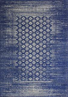 """Bashian Audrey Dark Blue Area Rug, 3'6""""x5'6"""""""