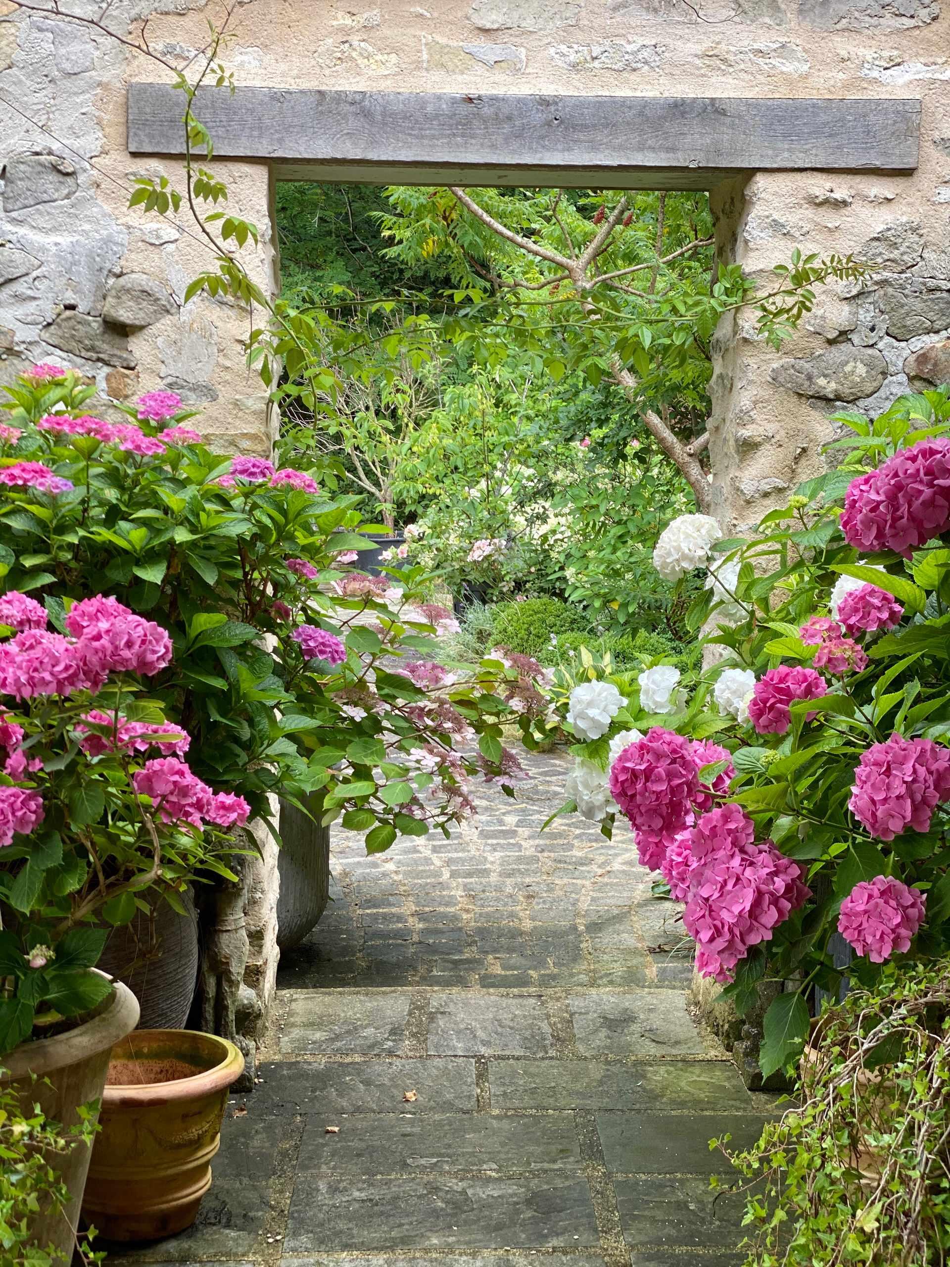 Jardins naturels