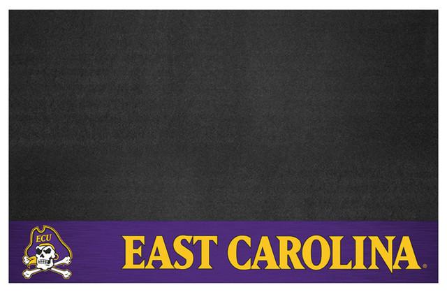 East Carolina Pirates Bbq Grill Mat.