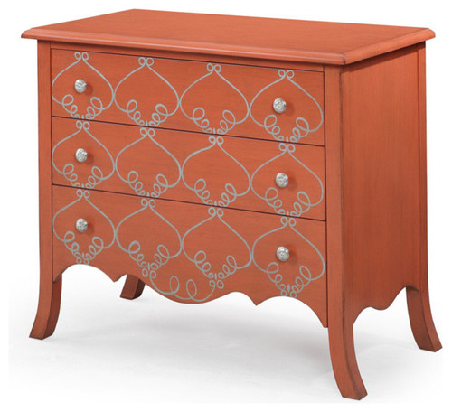 Bassett Mirror L'Orangerie Chest