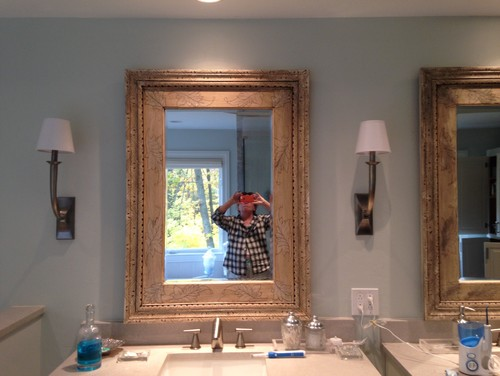 Bathroom Wall Sconce Placement