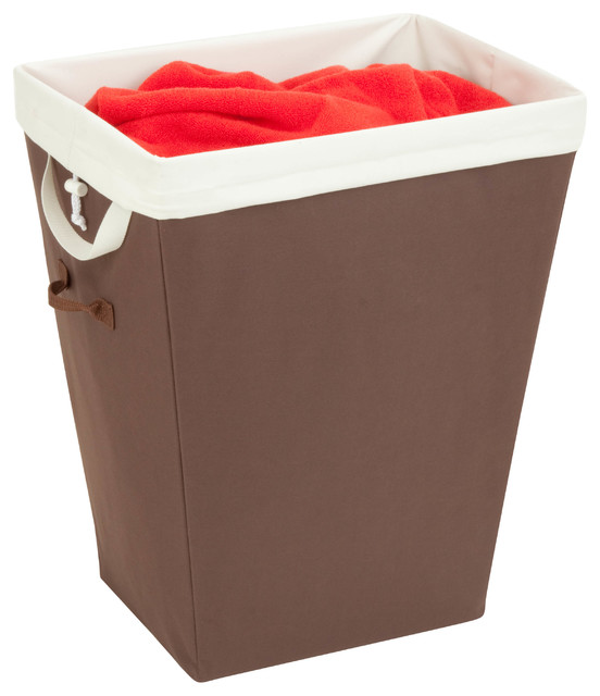 Target Nested Laundry Hamper, Brown.