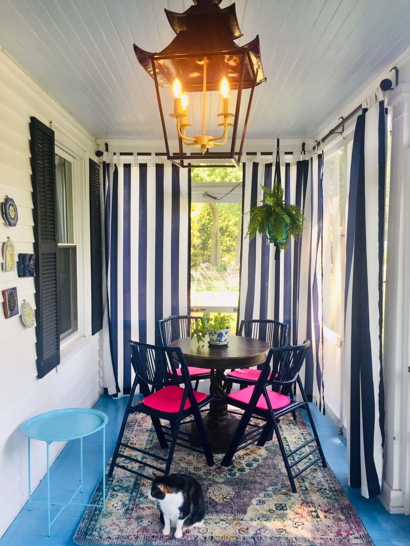 Catio ~ Pet Friendly Porch