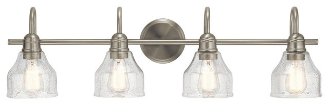 Bath 4-Light, Brushed Nickel