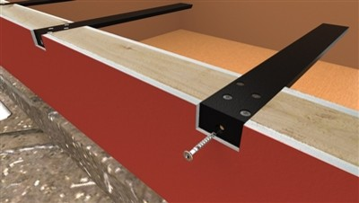How Attach Rear Board To Kitchen Cabinet