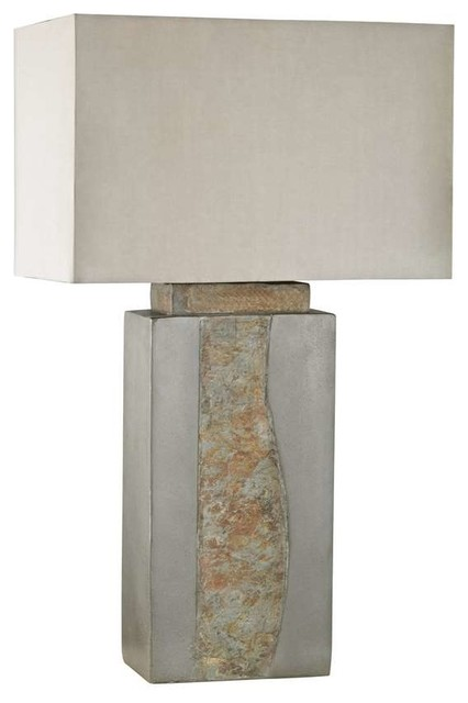 Dimond Home Musee Outdoor Table Lamp.