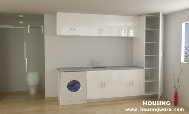 Vanity / Laundry 002 - Modern - Laundry Room - Other - by Housing ...