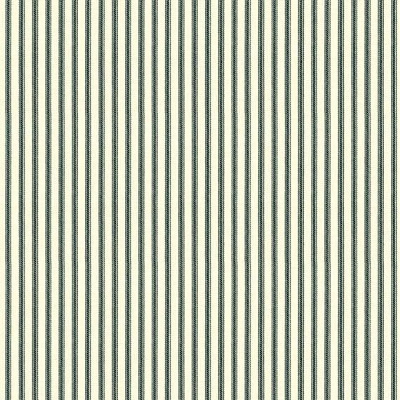 Black Ticking Stripe Cotton Fabric Amp Reviews Houzz