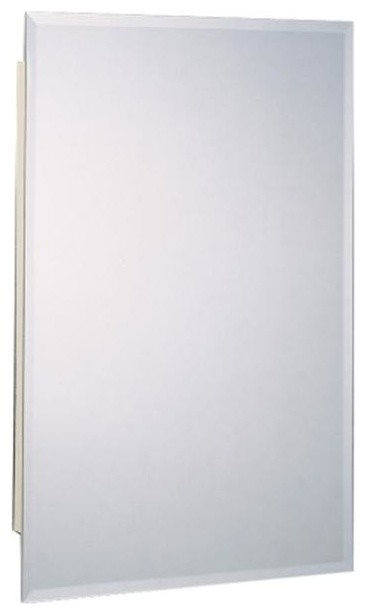 Zenith Products Beveled Swing Door Medicine Cabinet M1215.