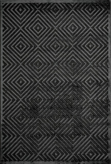 Platinum Turkish Rug, Charcoal, 9'2″x12'6″