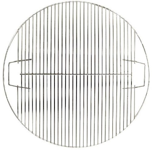 Round Chrome Plated Grid.