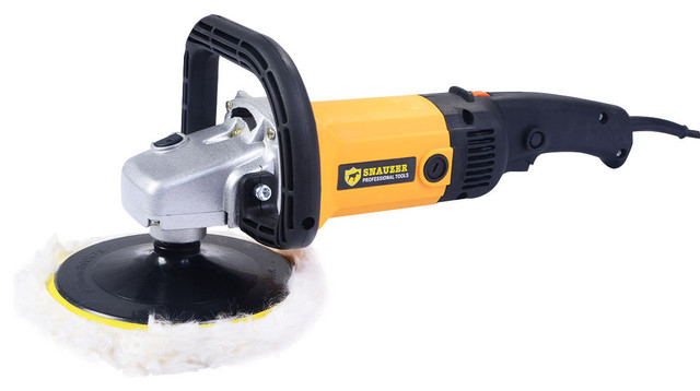 7 Electric Variable 6-Speed Car Polisher/buffer/waxer/ Sander.