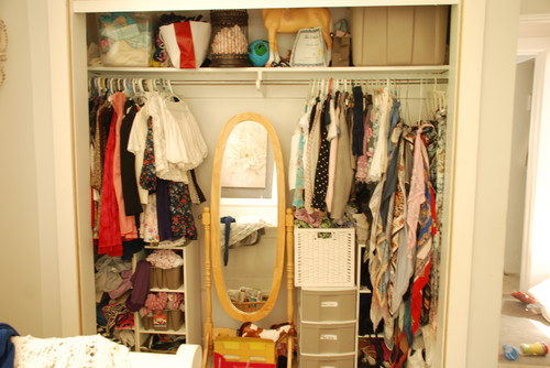Closet Storage Solutions And Closet Covering Ideas Needed Please