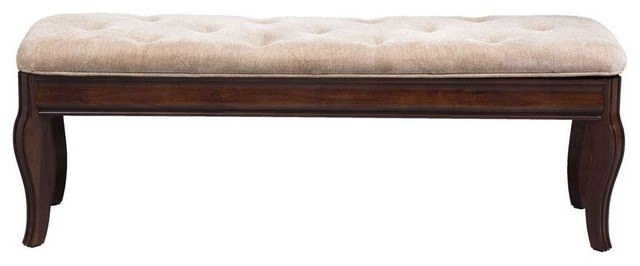 Liberty Furniture Alexandria Bed Bench. -1