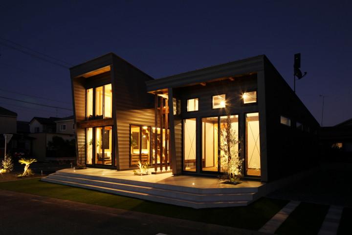 松本建築新社屋 空気のうまい家