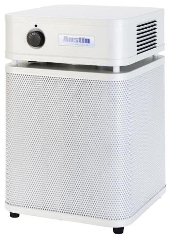 Austin Air Allergy Machine Jr, White.