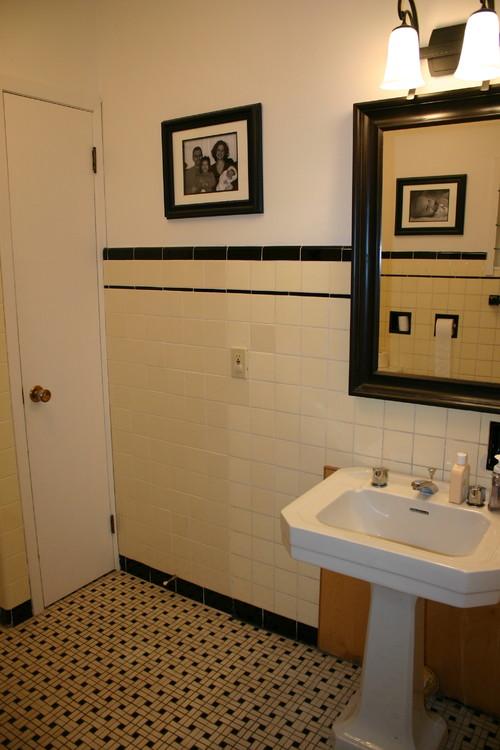 Please Help With My Vintage Bathroom Update - Update my bathroom
