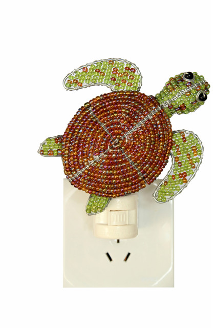 Sea Turtle Night Light Beach Style Night Lights By