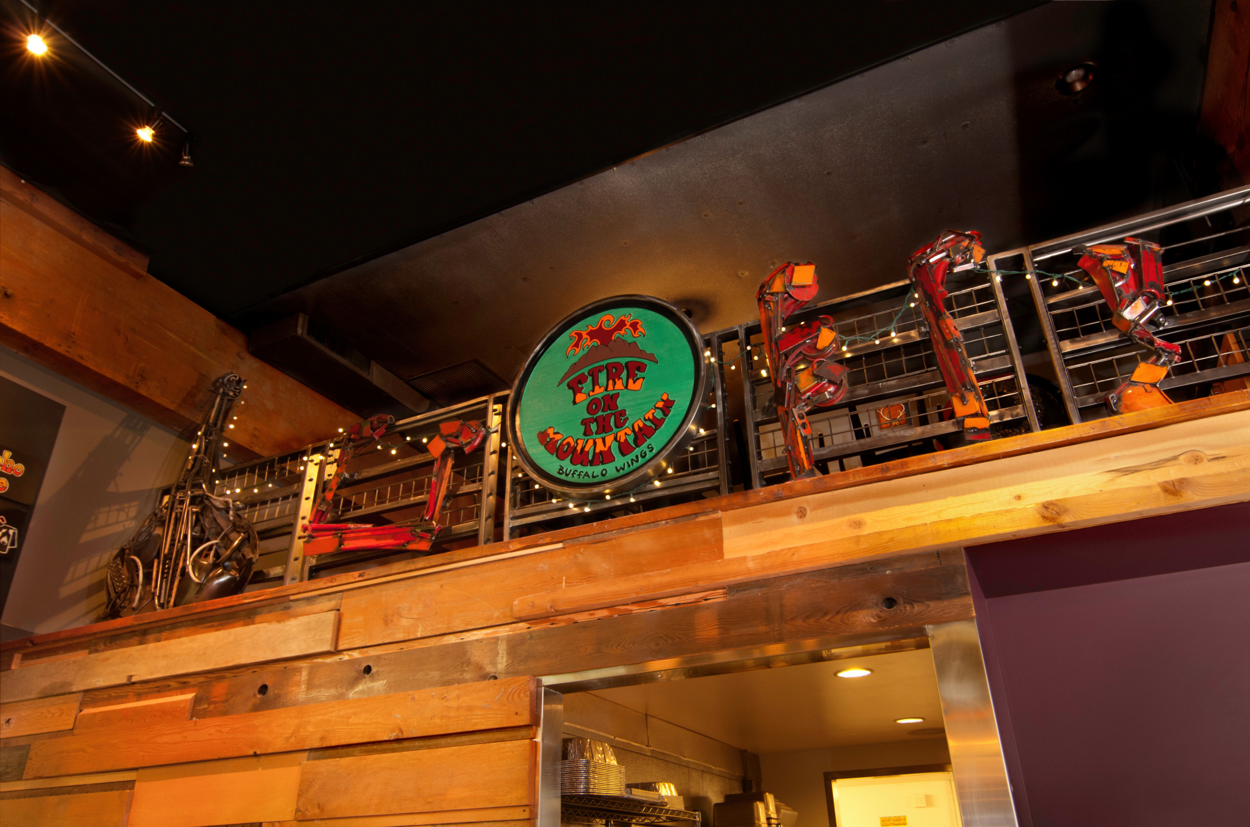 Fire on The Mountain Brewery & Restaurant