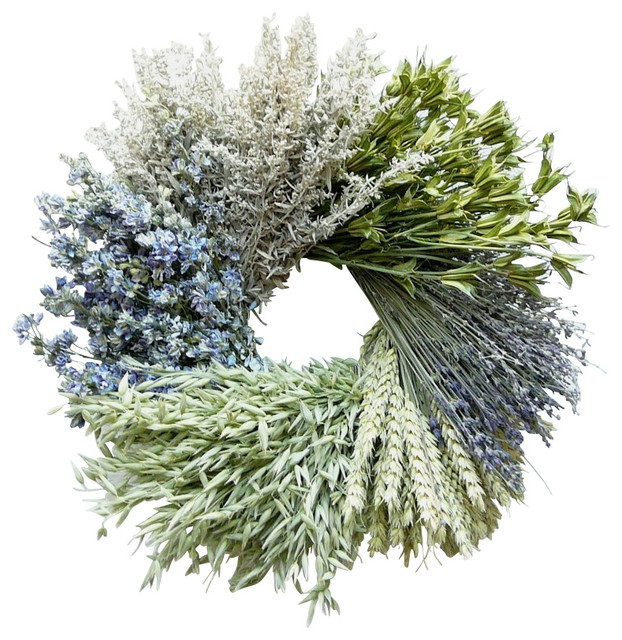 Tranquility Wreath farmhouse-wreaths-and-garlands