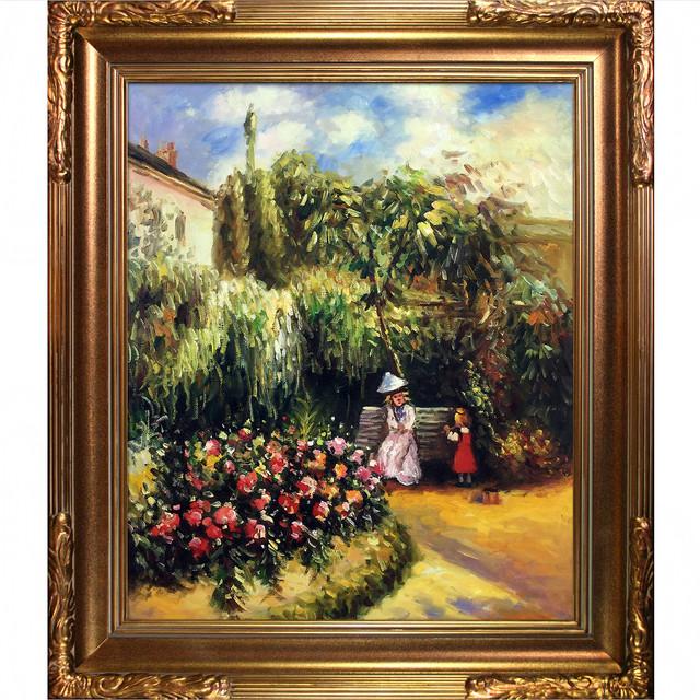 The Garden at Pontoise\