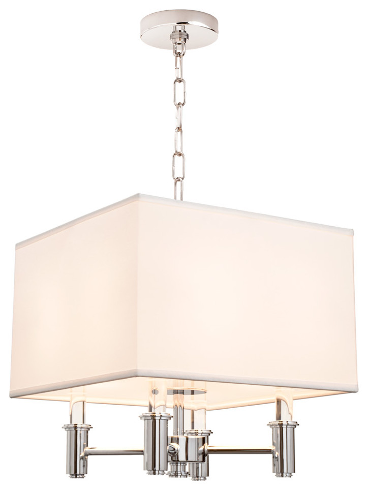 Dupont 14x16 5 4 Light Modern Mini Pendants By Kalco Transitional Pendant Lighting By Buildcom