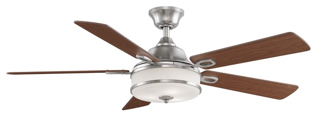 "Fanimation Pl8274 Stafford 52"" Blade Ceiling Fan."