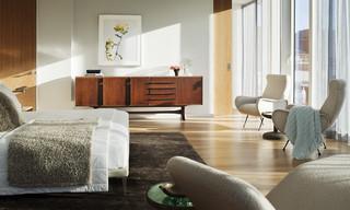 Brad Ford ID midcentury-bedroom