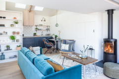 Houzz Tour: Sophisticated Coastal Style in a Cornish Cottage