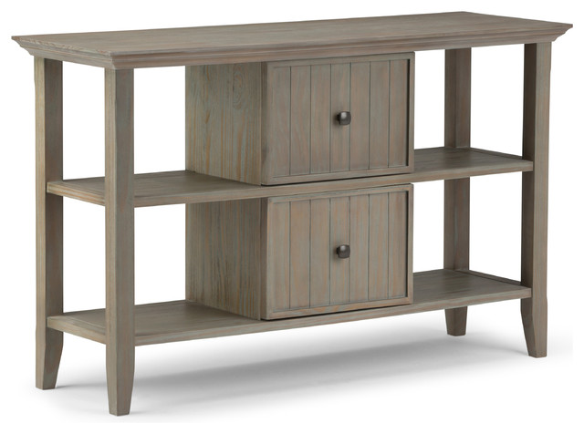 Acadian Console Sofa Table.