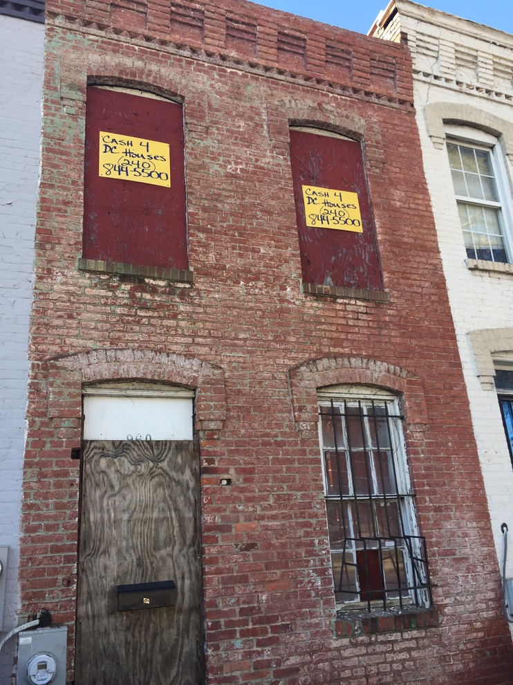 Washington, DC Retro Remodel and Bump-up